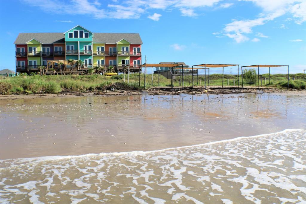 Boardwalk Resort Bolivar Peninsula Tx