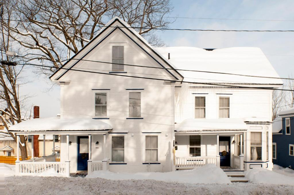Vita Huset Extended Stay during the winter