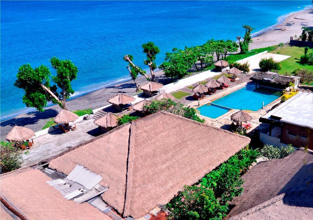 Pasific Beach Cottages Senggigi