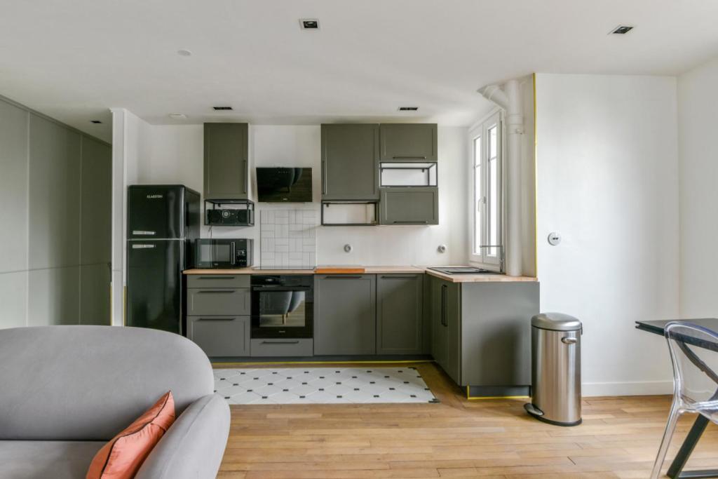 Ongebruikt Appartement Charming Art Deco flat in Central Lille (Frankrijk RX-54