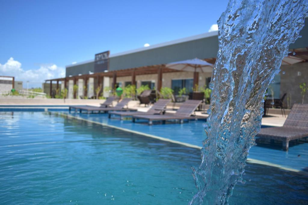 The swimming pool at or near Tropical Mar Hotel