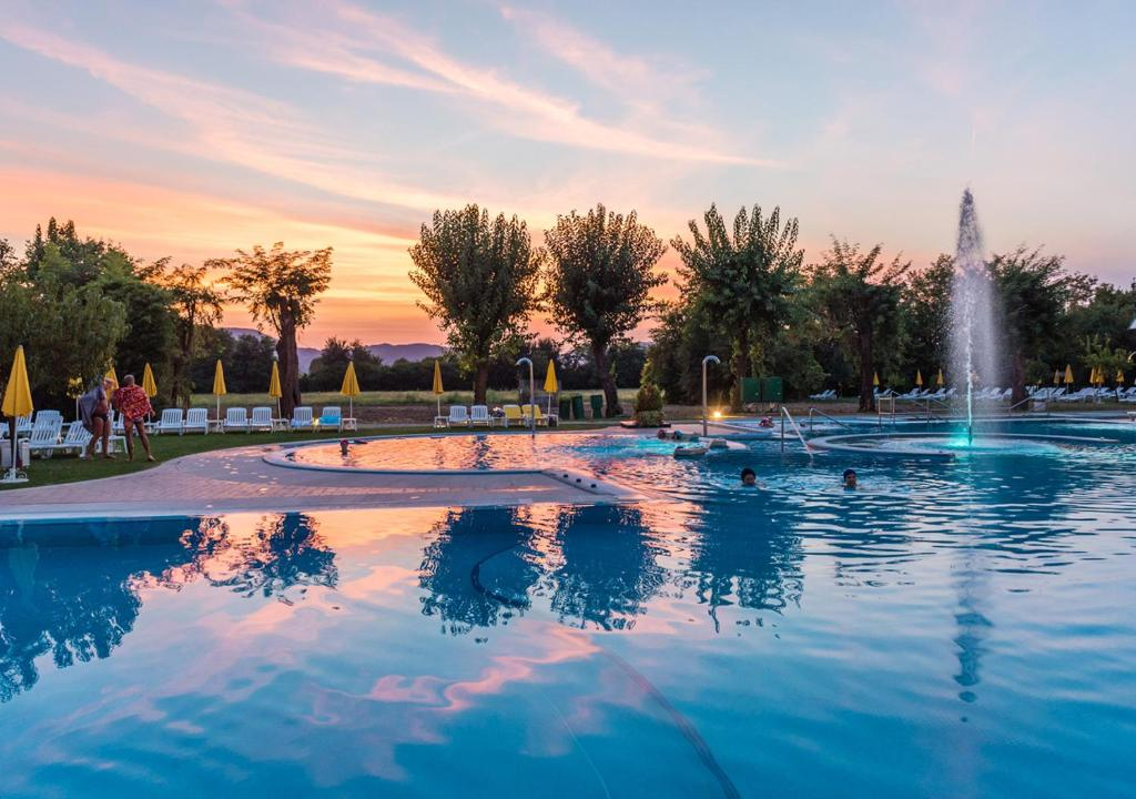 Terme Preistoriche Resort Spa Montegrotto Terme Italy