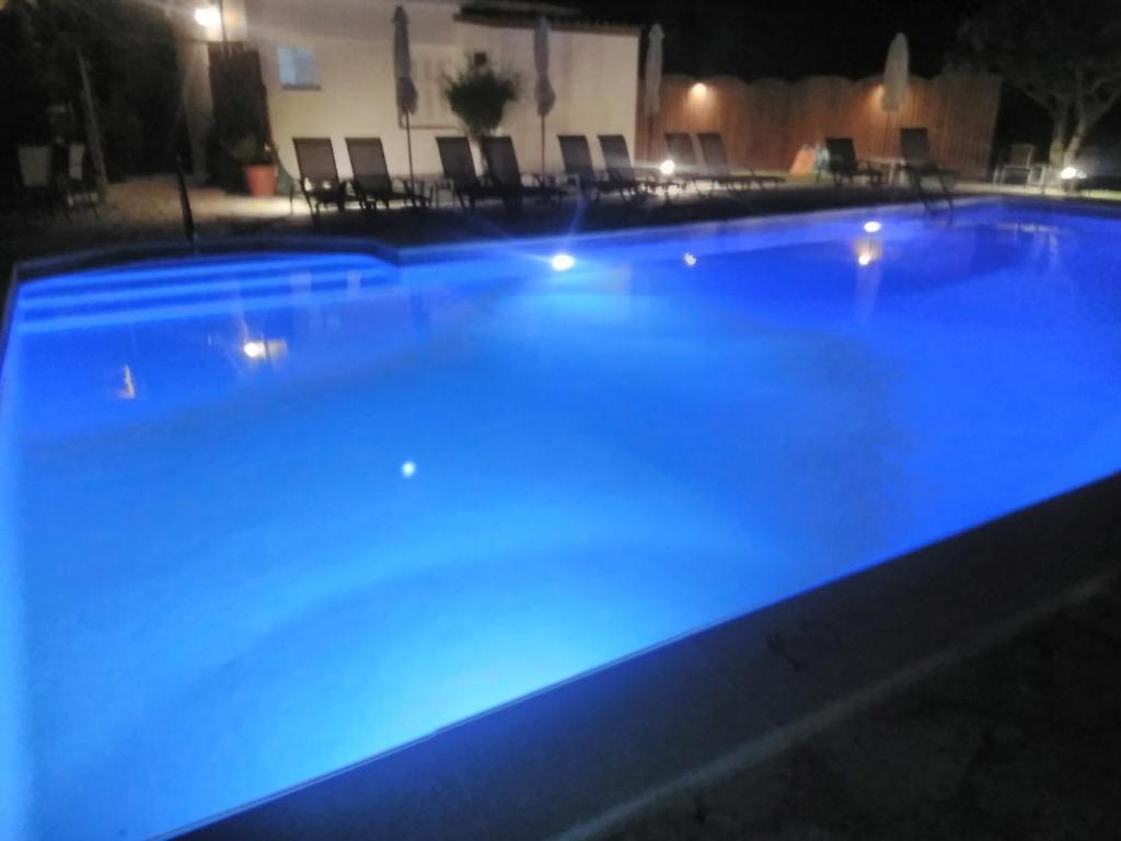 The swimming pool at or close to Marketos Apartments