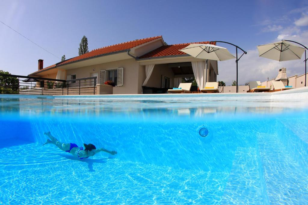 Vacation Home Holiday House Tamaris, Zadar, Croatia