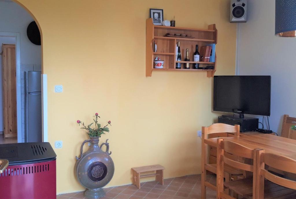 TV/Unterhaltungsangebot in der Unterkunft Holiday Home Slavica