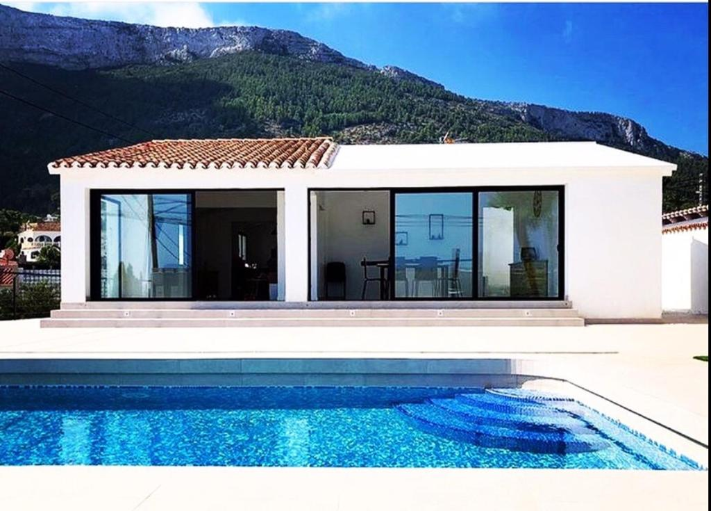 Minimalist Villa in nature, Denia, Spain - Booking.com