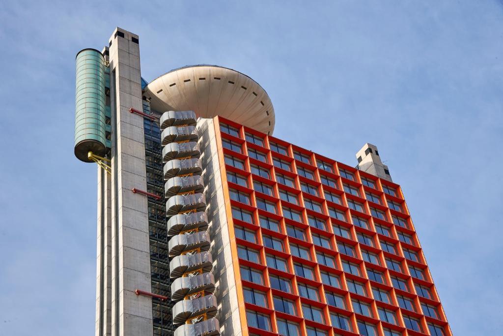 Hotel Hesperia Barcelona Tower - a Hyatt affiliate, L ...
