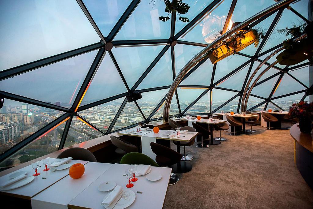 Hyatt Regency Barcelona Tower, Februar 2020