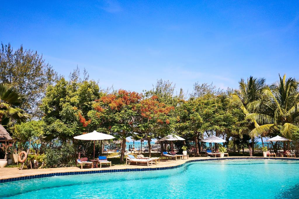 The swimming pool at or near Spice Island Hotel & Resort