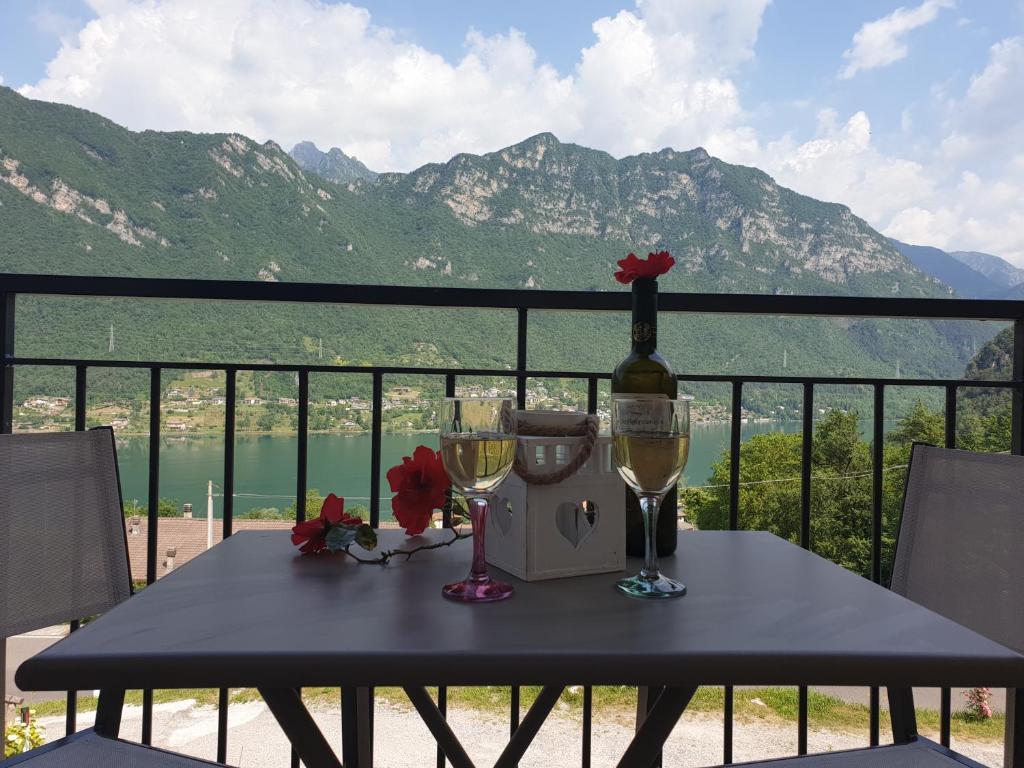Apartment Terrazza Sul Lago Crone Italy Booking Com