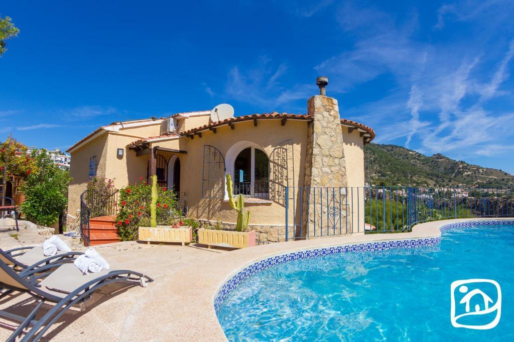 Abahana Villas Oscar (Spanje Calpe) - Booking.com