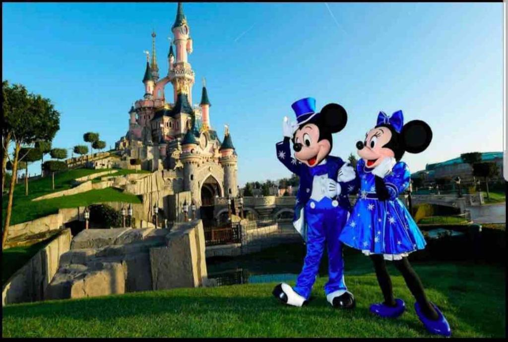 Grad ne zovu slučajno Disneyland za odrasle.