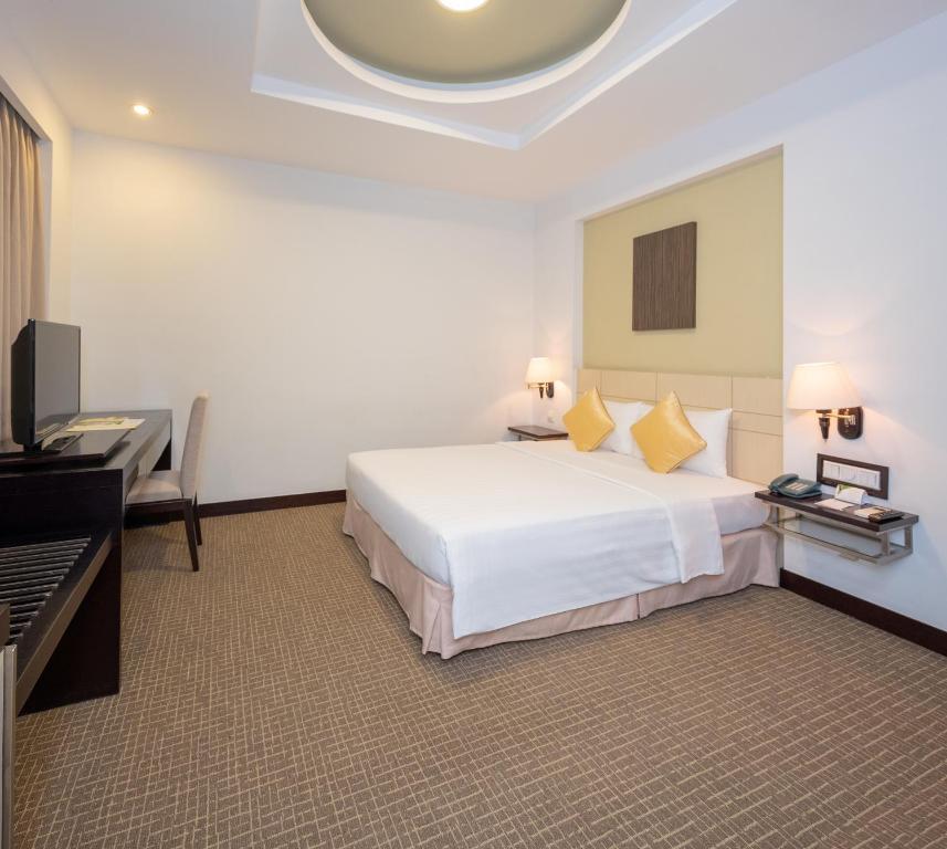 Phòng Superior Giường Đôi/2 Giường Đơn - Không có Cửa sổ