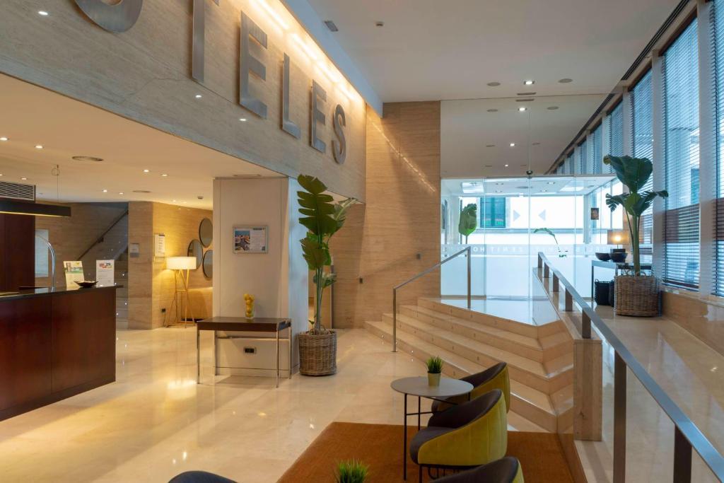 Hotel Zenit Coruña (España A Coruña) - Booking.com