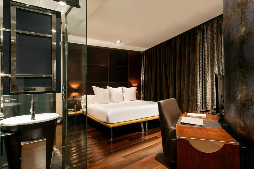 boutique hotels madrid provinz  248