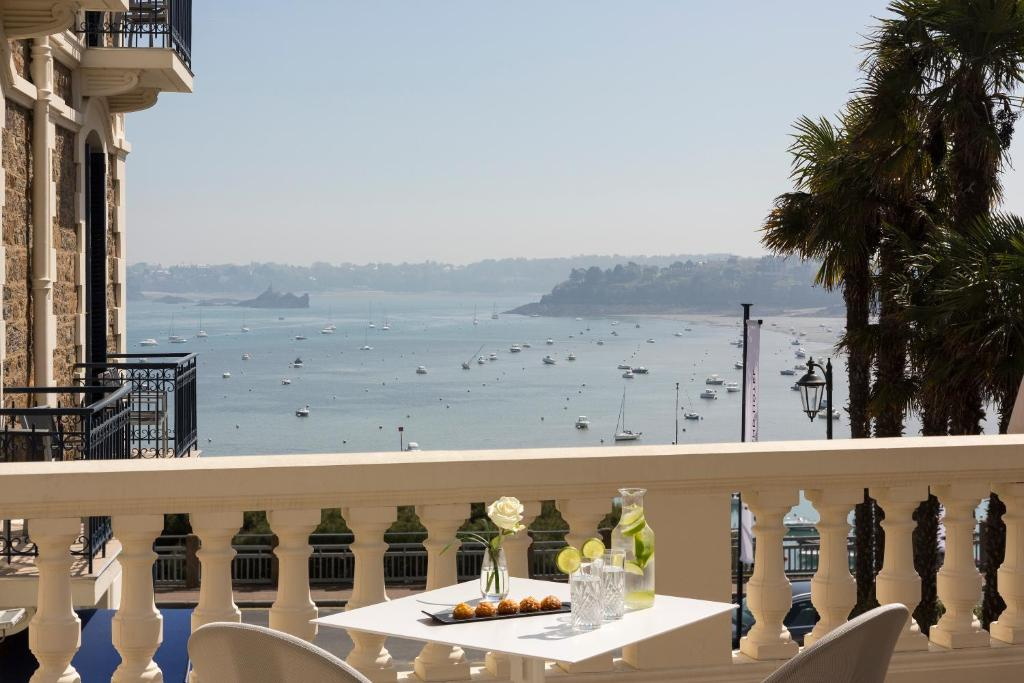 Hotel Barriere Le Grand Hotel Dinard France Booking Com