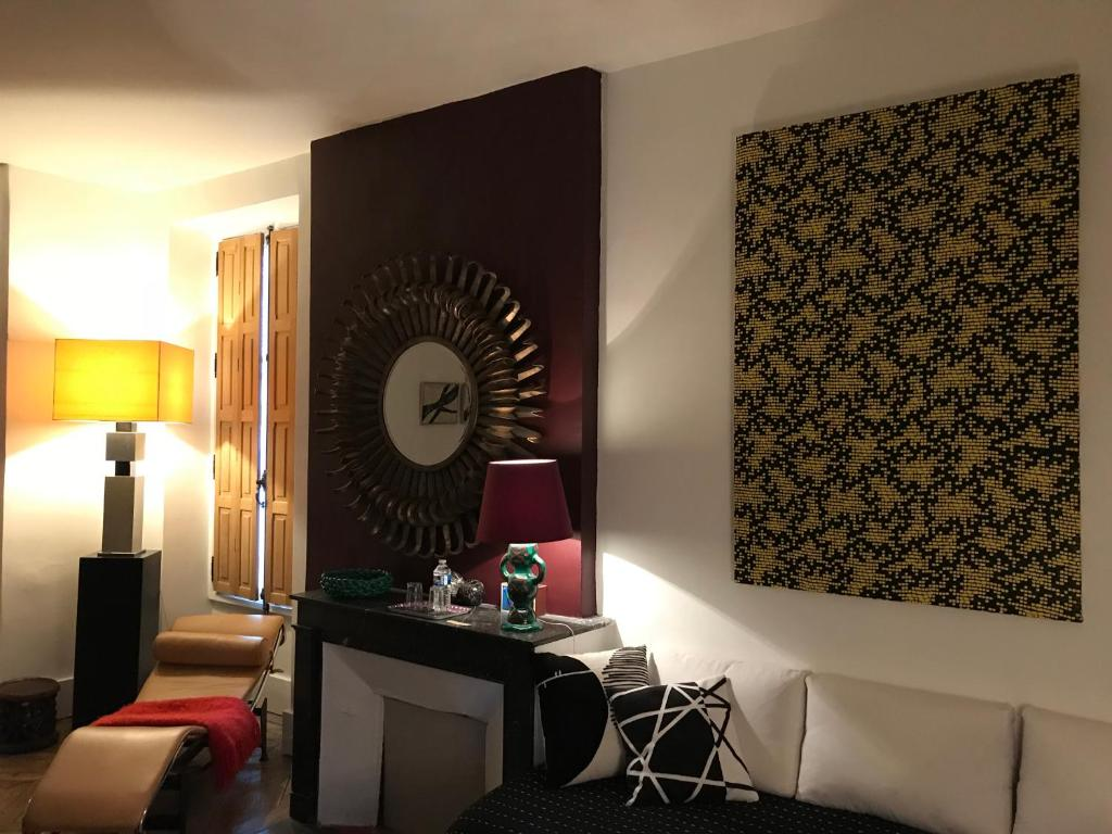 Meubles Cloison Double Face bed and breakfast flamingo-rooms, longny-au-perche, france