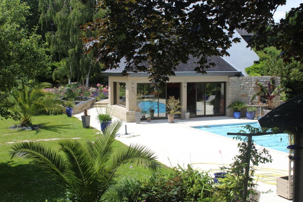 Bed & Breakfast La maison de l\'Odet (Frankreich Gouesnach ...