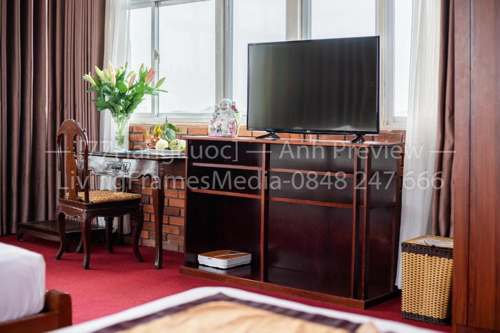 Phòng Gia đình Junior Suite