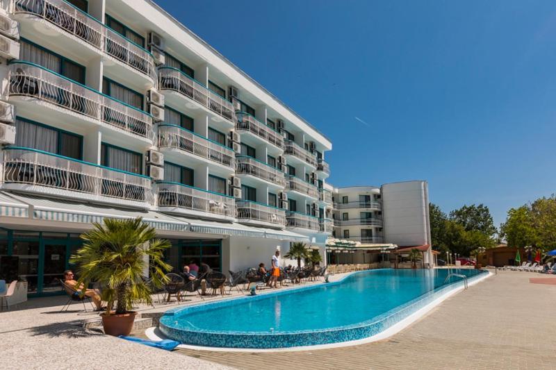 hotel zefir beach bulgarien sonnenstrand