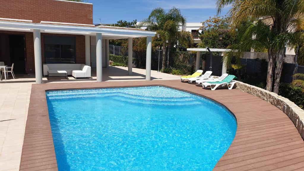 Villa Huerta (Spanje Godella) - Booking.com