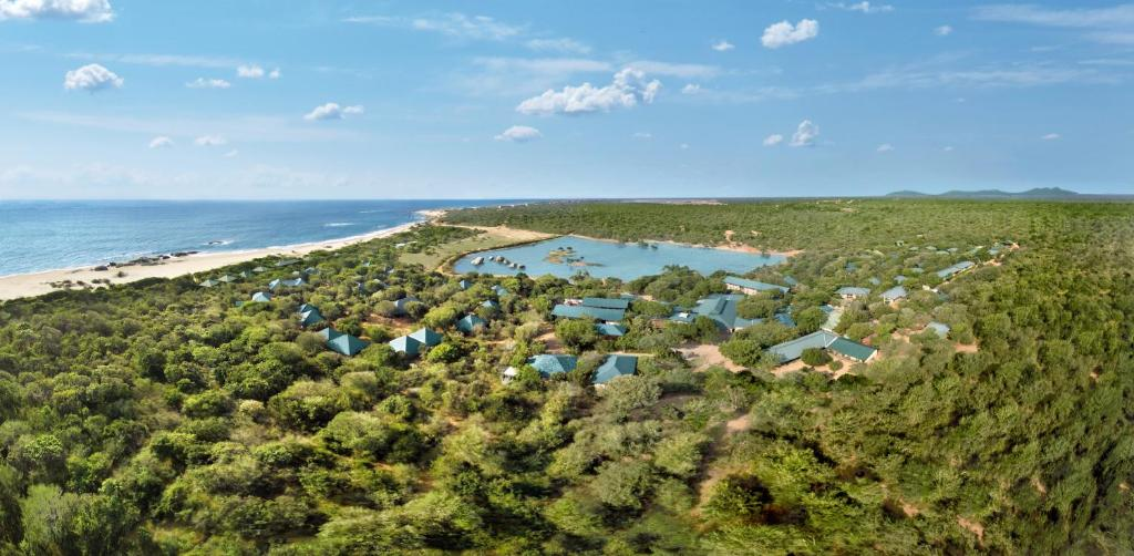 A bird's-eye view of Cinnamon Wild Yala