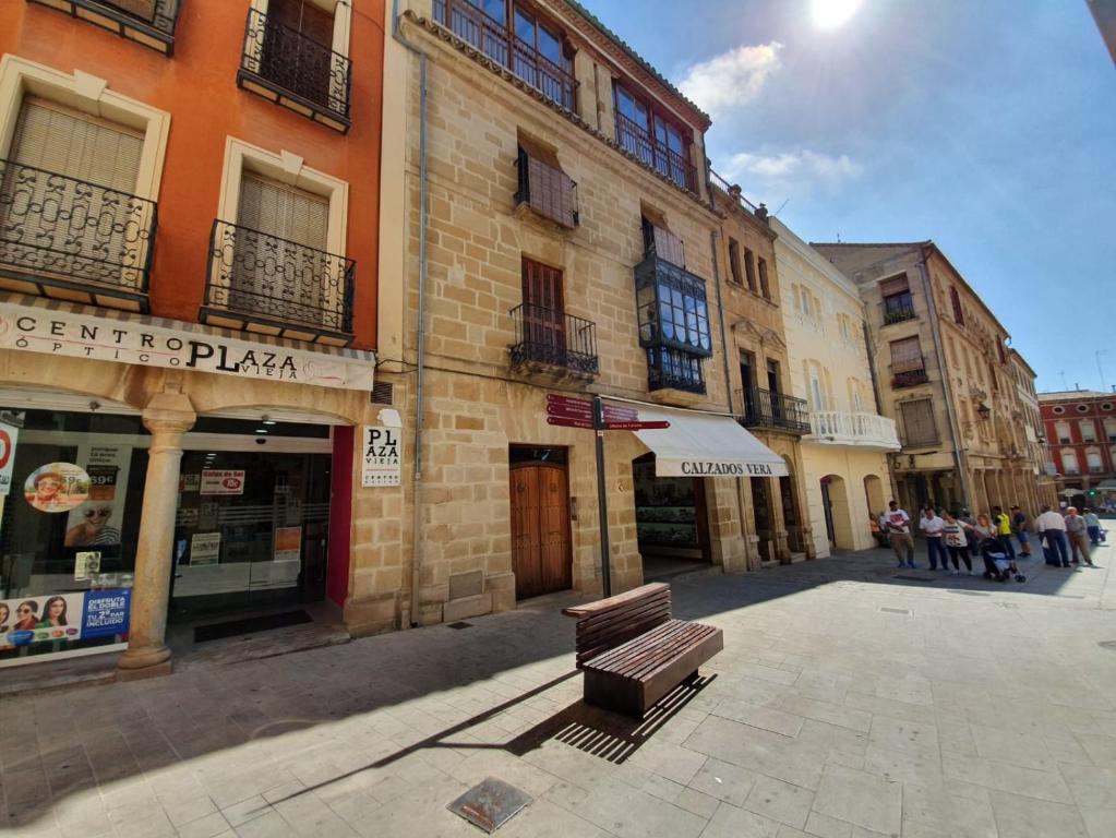 Departamento Alojamiento Mesones Plaza (España Úbeda ...