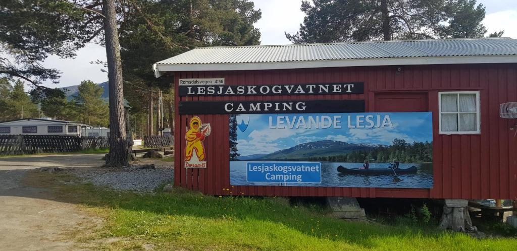 Lesjaskogvatnet Camping Lesjaskog Opdaterede Priser For 2020