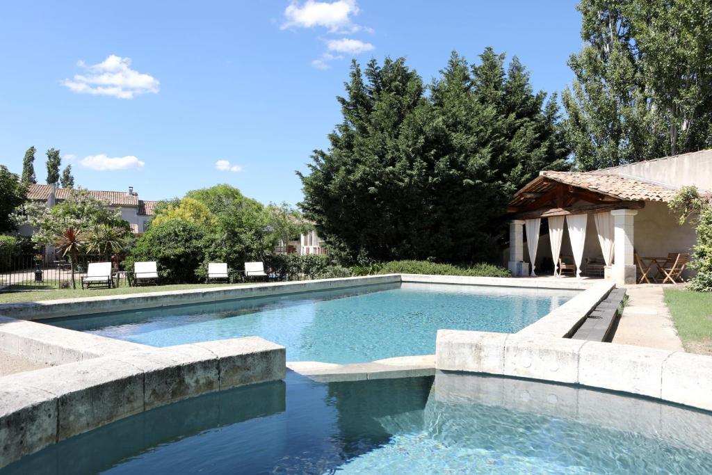 chambres d\'hotes en Provence - le mas de caesar Avignon
