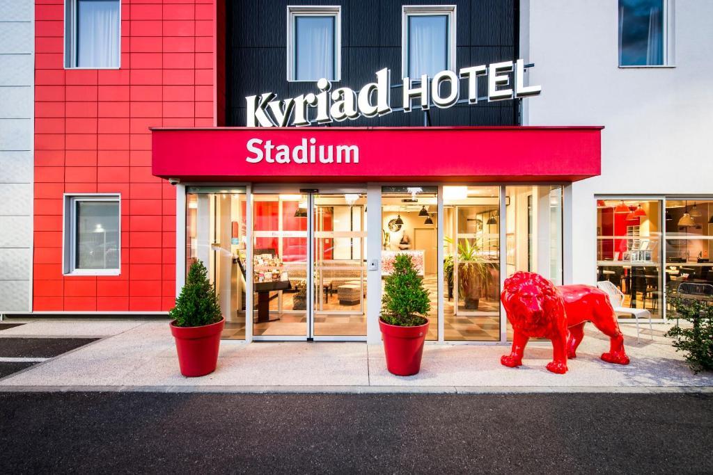 Kyriad Lyon Est Stadium Eurexpo Meyzieu, Meyzieu – aktualne ceny ...
