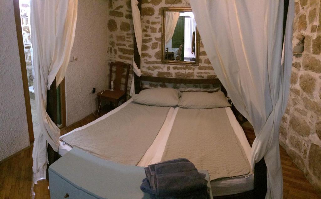 Cama o camas de una habitación en Apartment Voltera