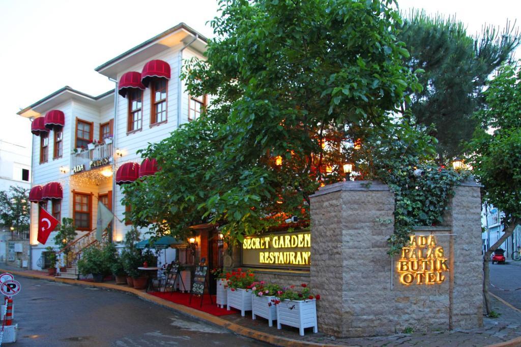 Ada Palas Hotel Buyukada