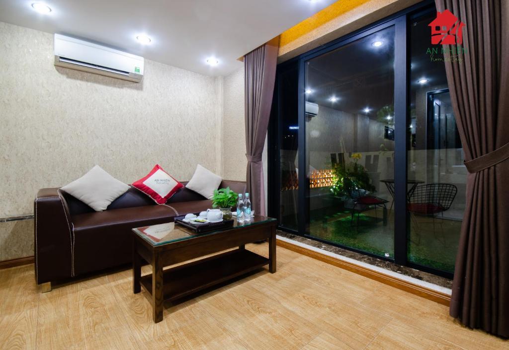 Căn Hộ Luxury Nhìn Ra Thành Phố