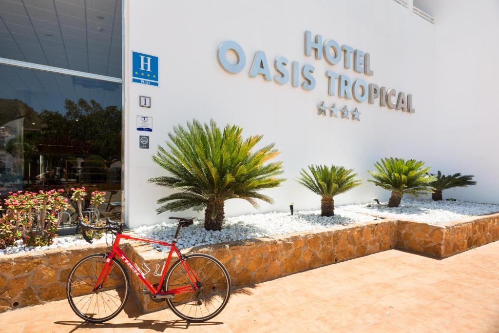 Hotel Best Oasis Tropical (España Mojácar) - Booking.com