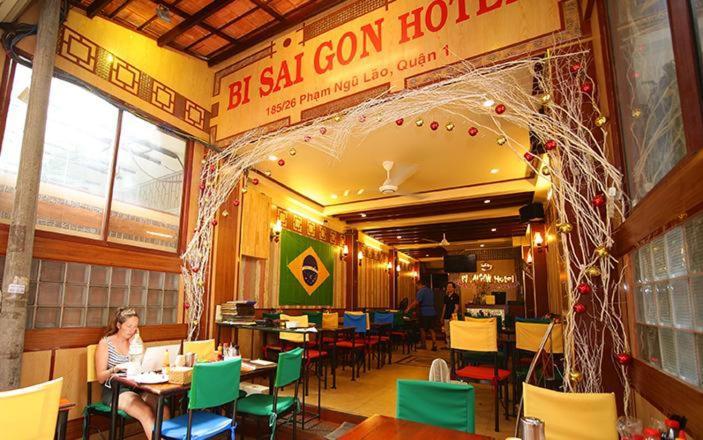 Khách sạn Bi Saigon