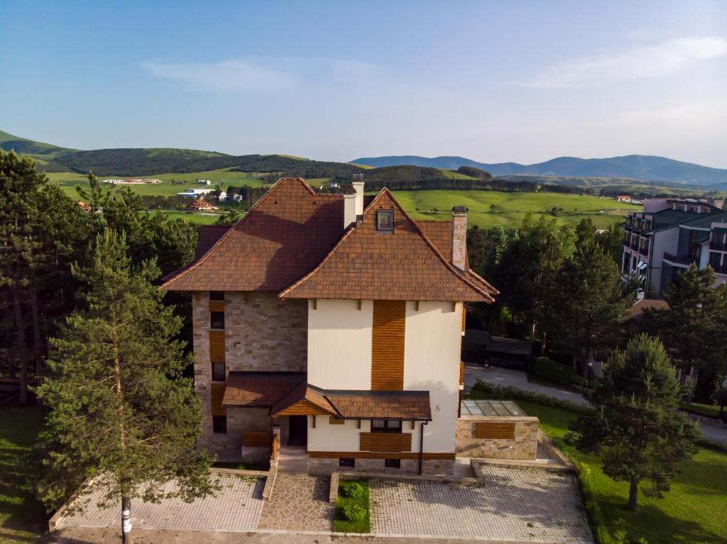 Vila Valentina Zlatibor Serbia Bookingcom