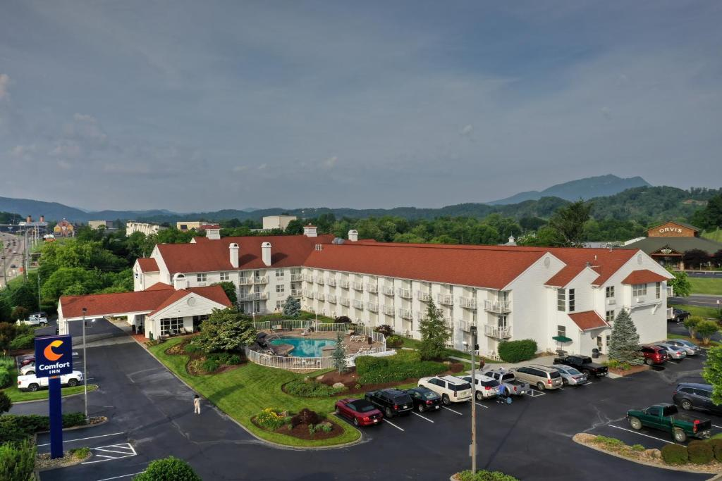 Comfort Inn Apple Valley Pigeon Forge Tn Booking Com