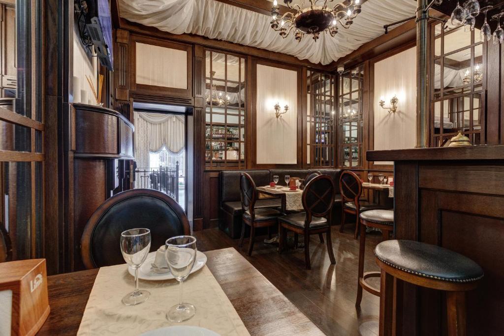 Ресторан / где поесть в Града Бутик Отель