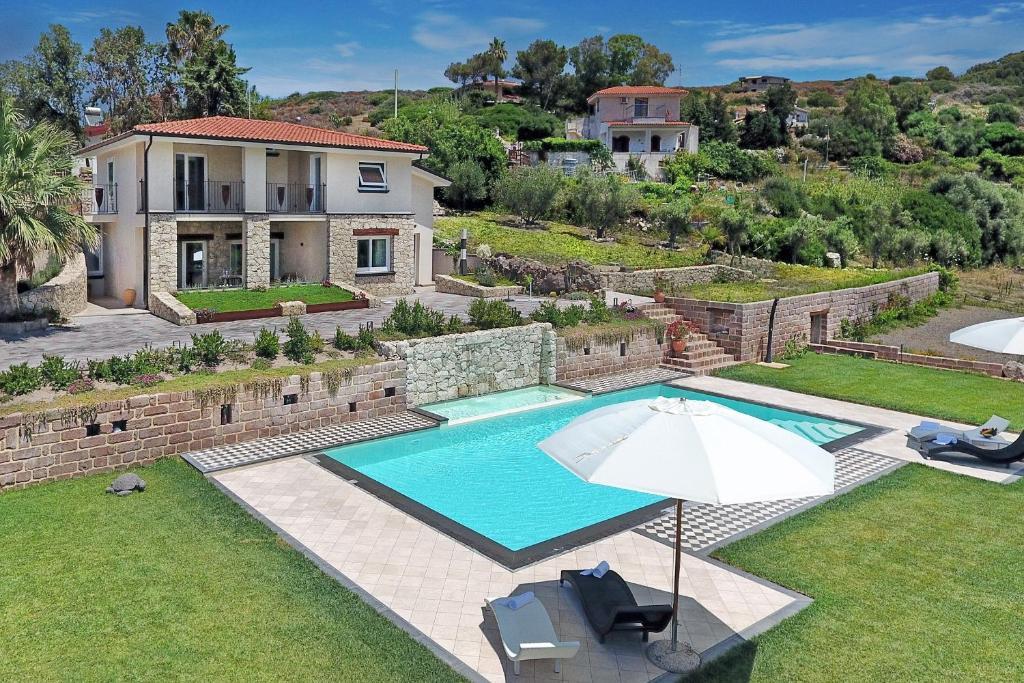 Villa Turquoise (Italië Magomadas) - Booking.com