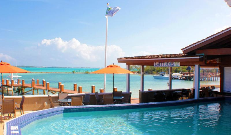 The swimming pool at or near Exuma Beach Resort