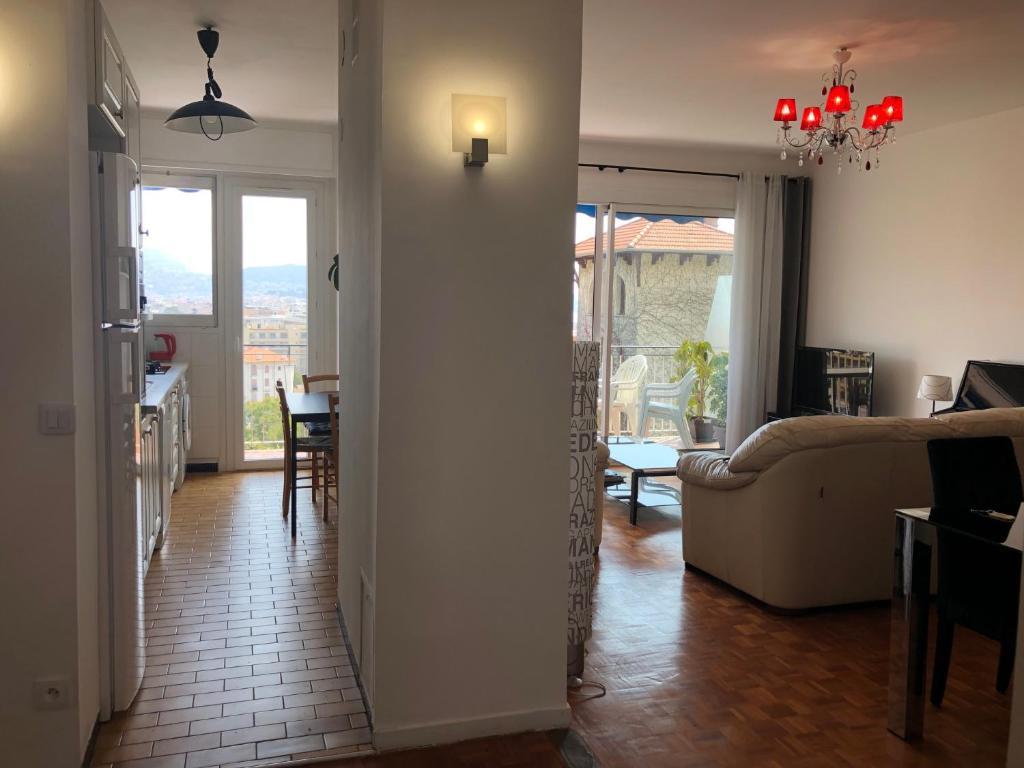 Avis Spa De Nage Clair Azur appartement la baie des anges, nice, france - booking