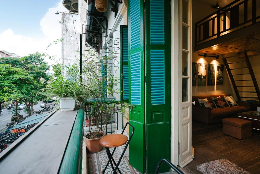 Ciel Jardin Old Quarter Indochine Villa Hanoi Vietnam Booking Com