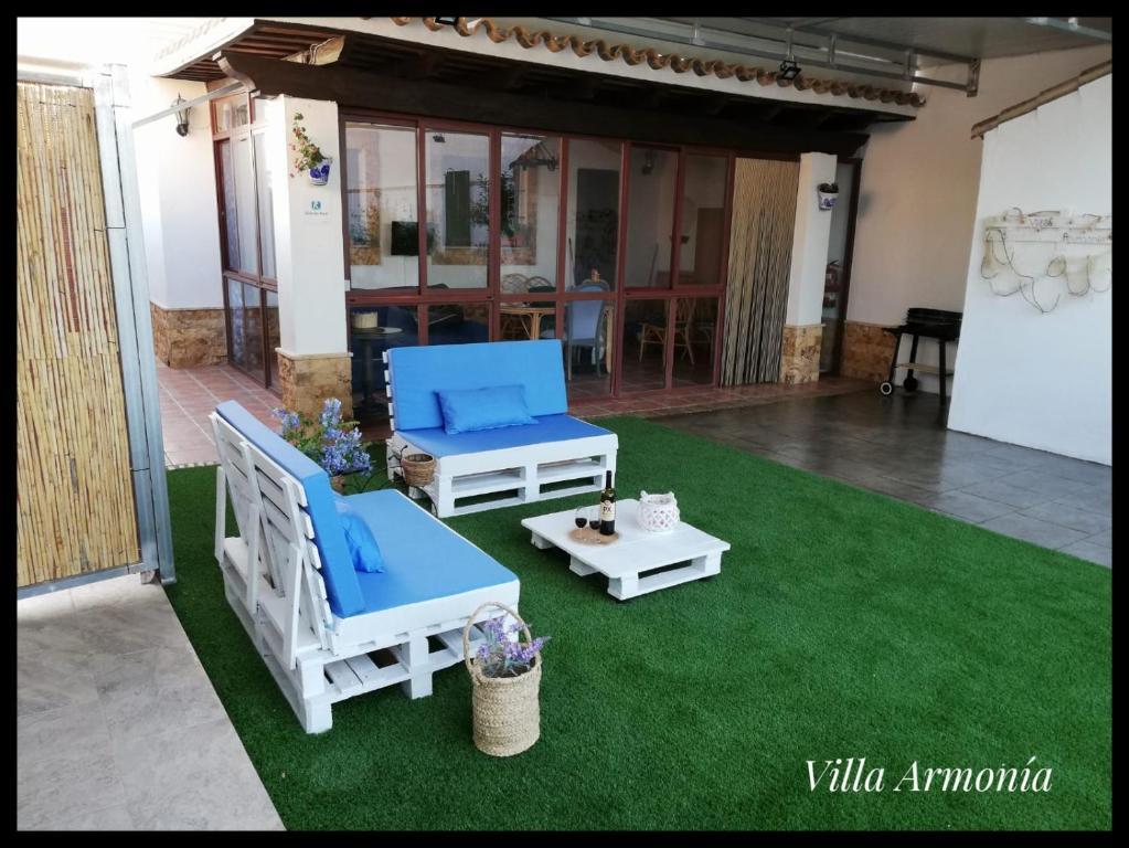 Supersol Muebles De Jardin.Villa Armonia Espana Chiclana De La Frontera Booking Com