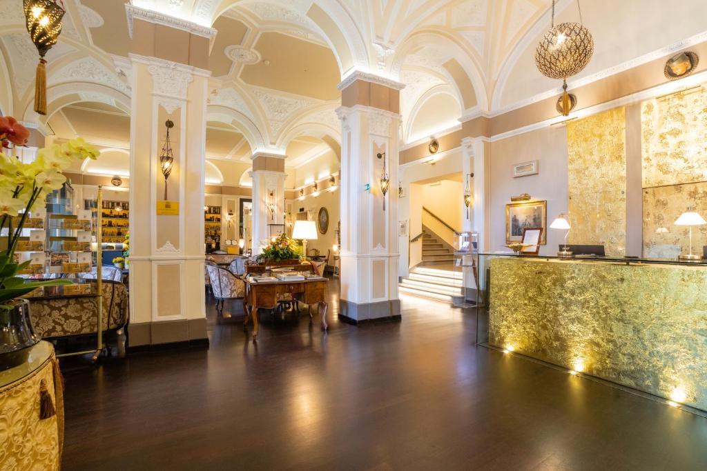 Hotel Bernini Palace, Florencia – Precios actualizados 2019