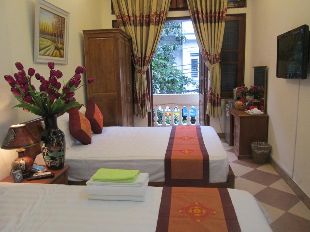 Khách sạn Hà Nội Evergreen