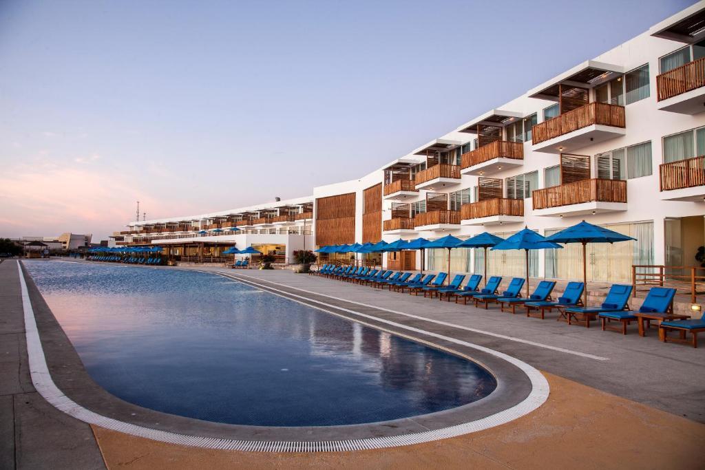 Hotel San Agustin Paracas (Peru Paracas) - Booking.com