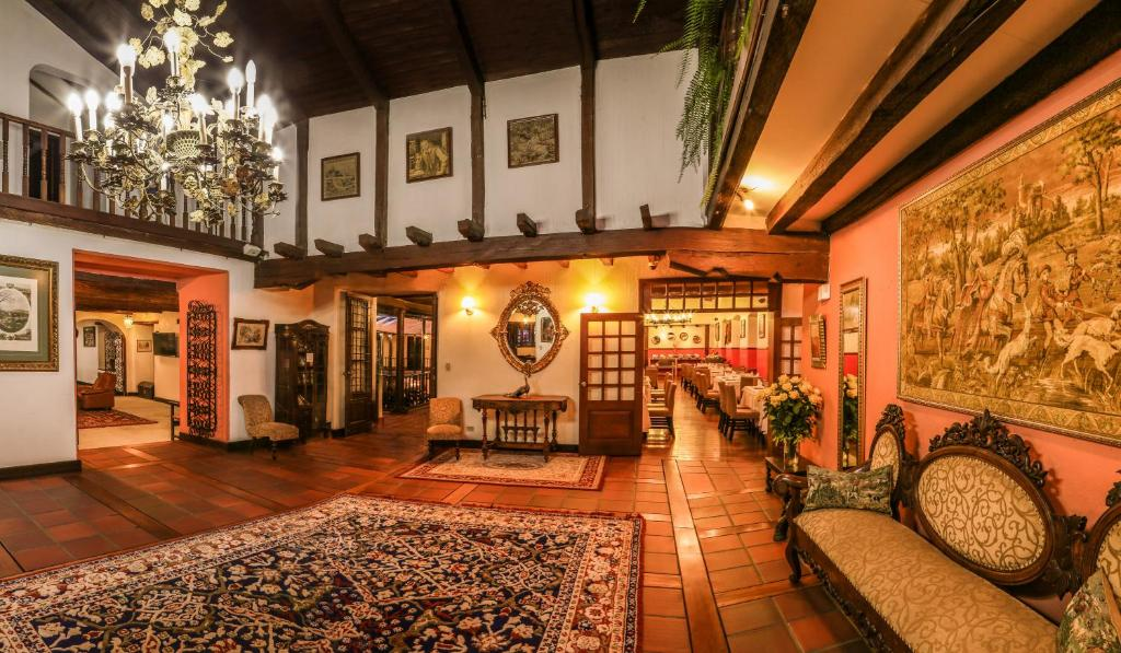 Hotel San Jose De Puembo Quito Airport (Ecuador Puembo ...