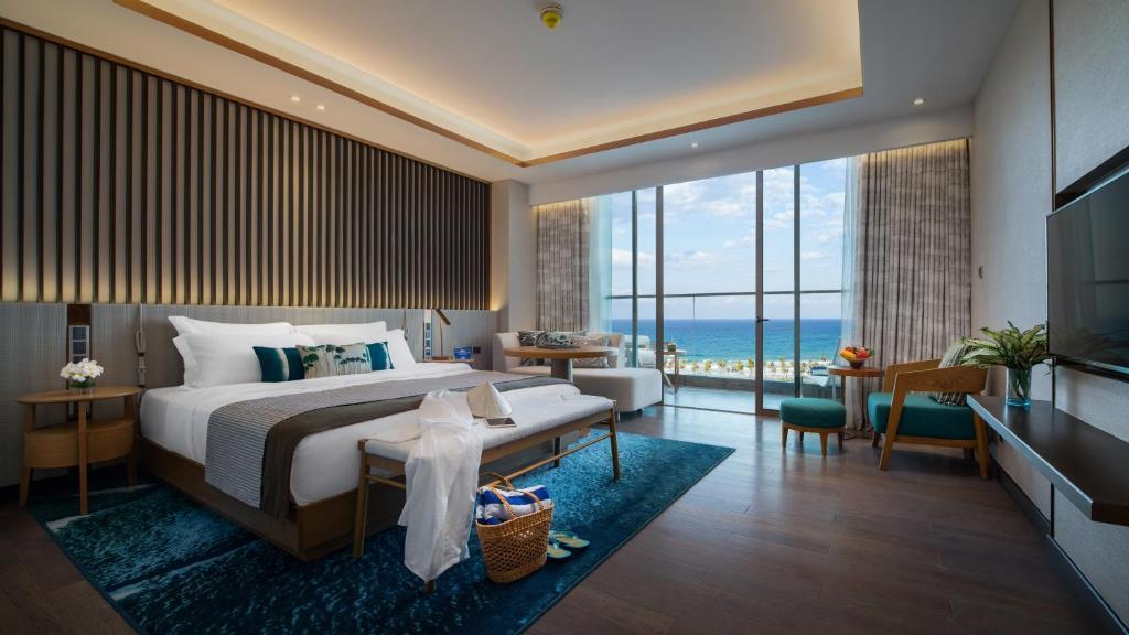 Phòng Deluxe nhìn ra đại dương