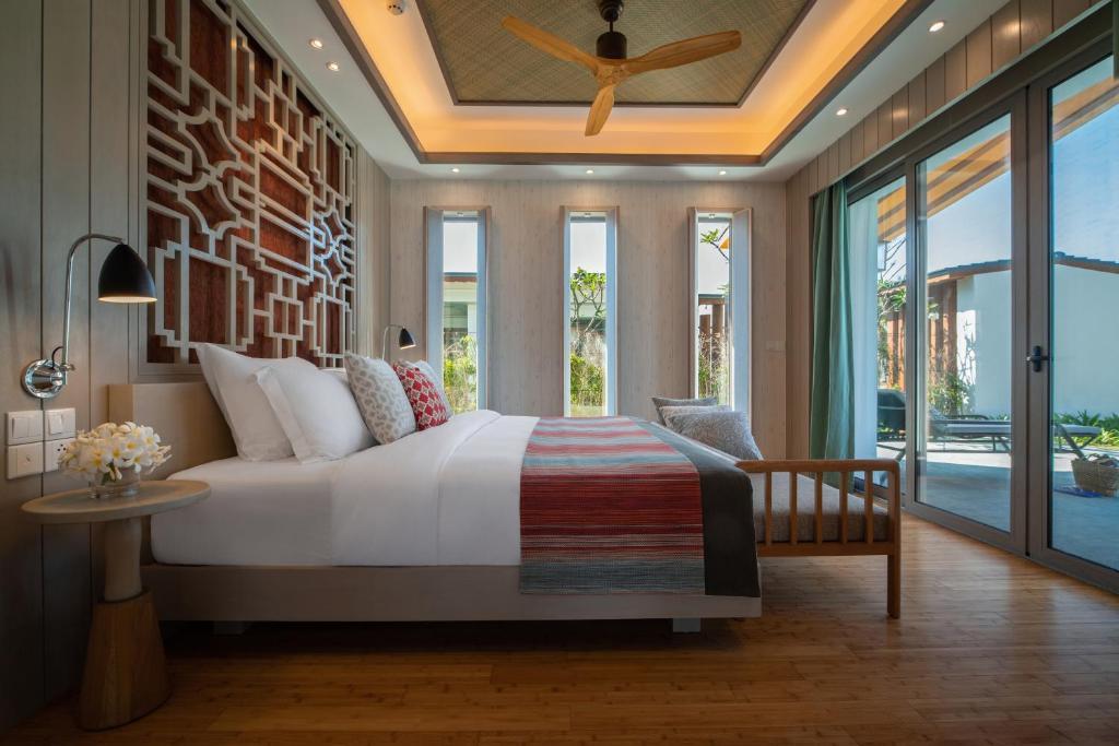 Biệt Thự 1 Phòng Ngủ Với Hồ Bơi Và Tầm Nhìn Ra Biển
