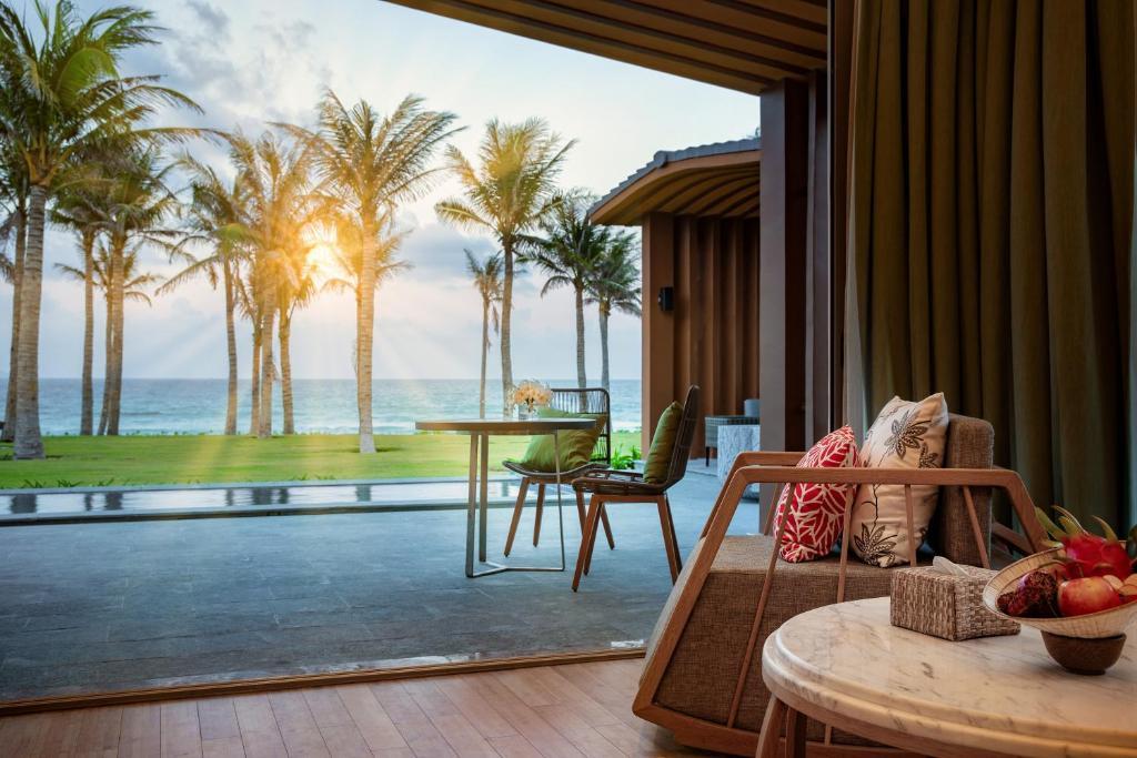 Biệt Thự 2 Phòng Ngủ Với Hồ Bơi Và Tầm Nhìn Ra Biển